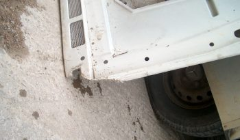 Ford Q Cab Inner White Roof full